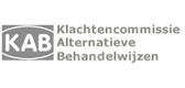 Voor klachten kunt u zich wenden tot de Klachtencommissie Alternatieve Behandelwijzen